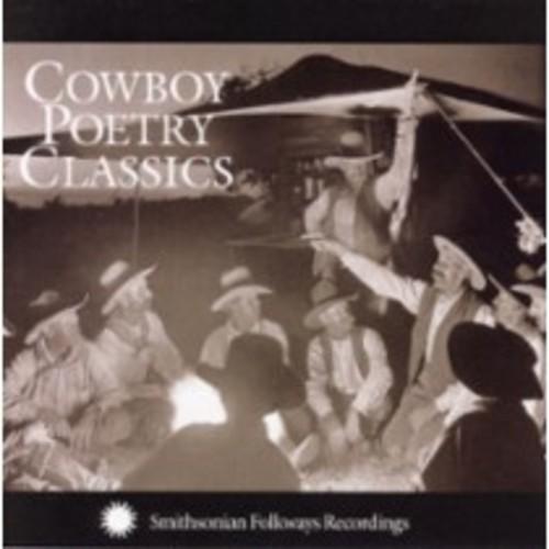 Cowboy Poetry Classics [CD]