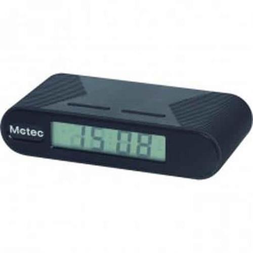 KJB Security Products DVR259WFA Digital Clock Wi-Fi HD DVR with Camera