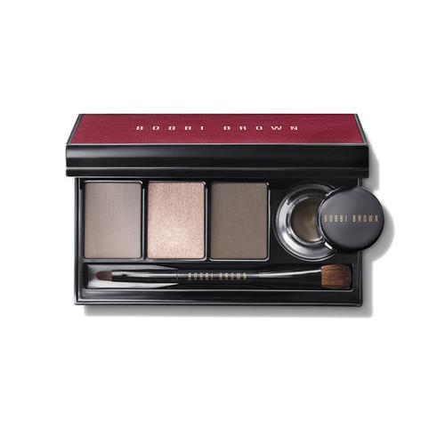 Limited Edition Satin & Caviar Shadow & Long-Wear Gel Eyeliner Palette