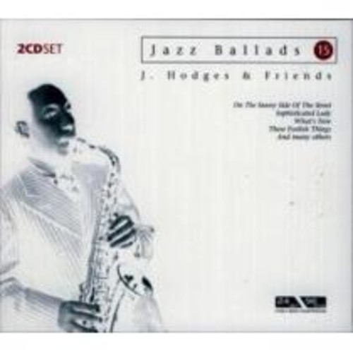 Johnny Hodges & Friends [CD]