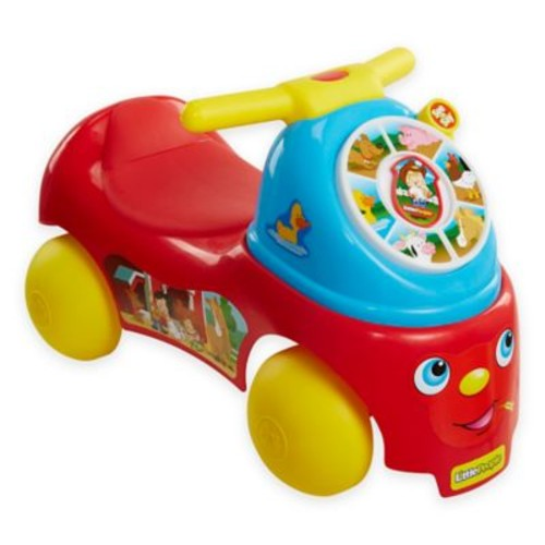 Fisher-Price Little People See n Say Ride On