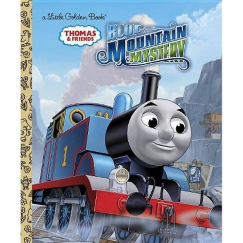 Blue Mountain Mystery (Thomas&Friends)