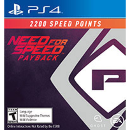 Need For Speed Payback - 2200 Points [Digital]