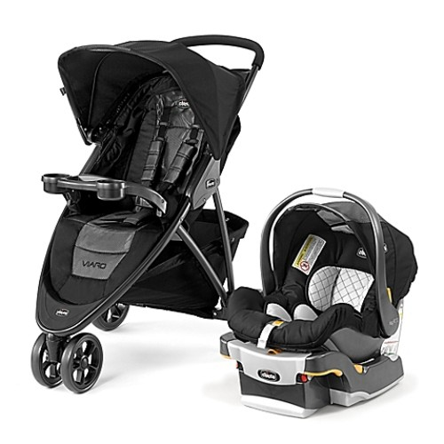 Chicco Viaro Travel System in Apex