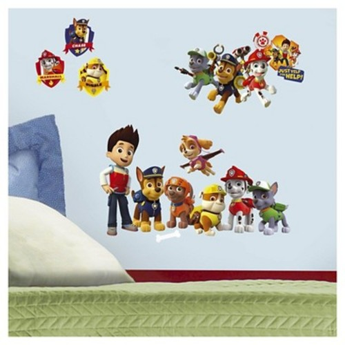 Paw Patrol Wall Decal