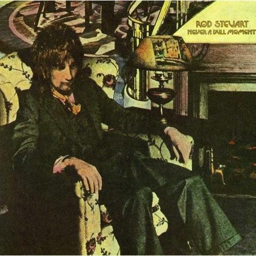 Never A Dull Moment Original recording reissued, Original recording remastered
