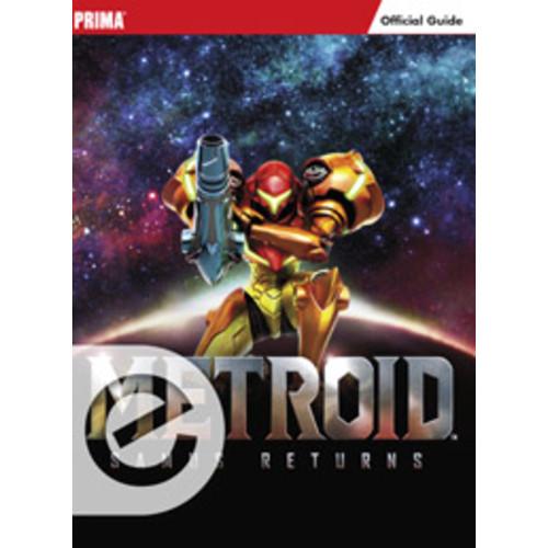 Metroid: Samus Returns eGuide [Digital]
