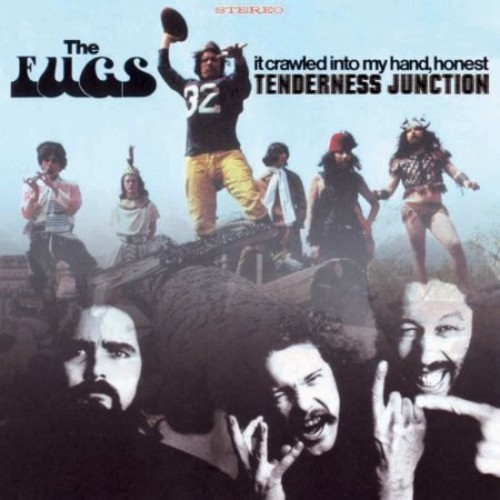 Tenderness Junction/It Crawled into My Hand Honest [CD]
