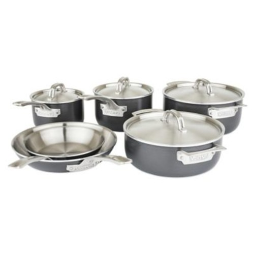 Viking 10 Piece Stainless Steel Cookware Set