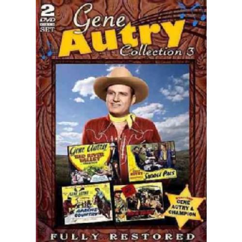 Gene Autry Movie Collection 11 (DVD)