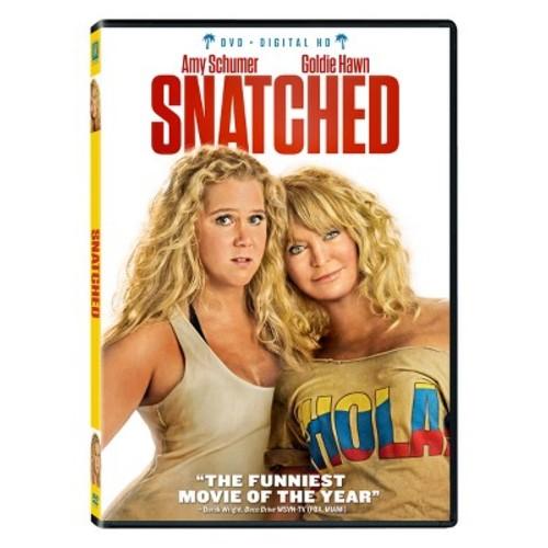 Snatched [DVD] [Digital HD]