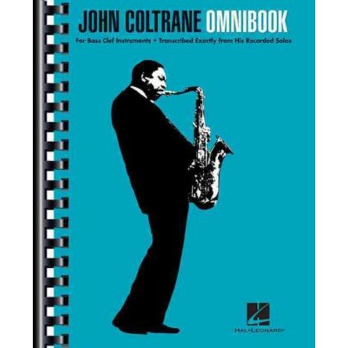 John Coltrane - Omnibook: For Bass Clef Instruments