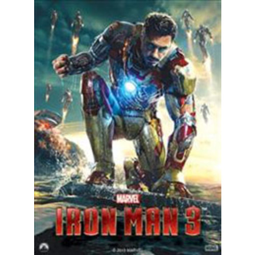 Disney Home Video Iron Man 3 [Digital]