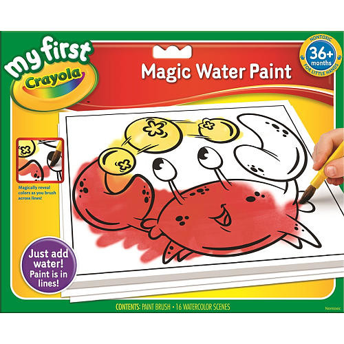 Crayola My First Magic Water Paint Kit