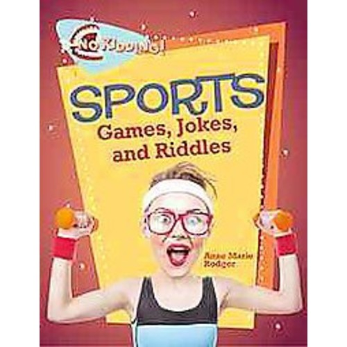 Sports Jokes, Riddles, and Games (Reprint) (Paperback) (Anne-marie Rodger)