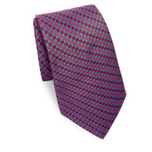 Saks Fifth Avenue Made in Italy - Designed Silk Tie