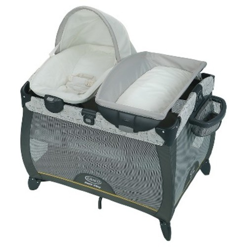 Graco Pack 'n Play Playard Quick Connect Portable Napper with Bassinet