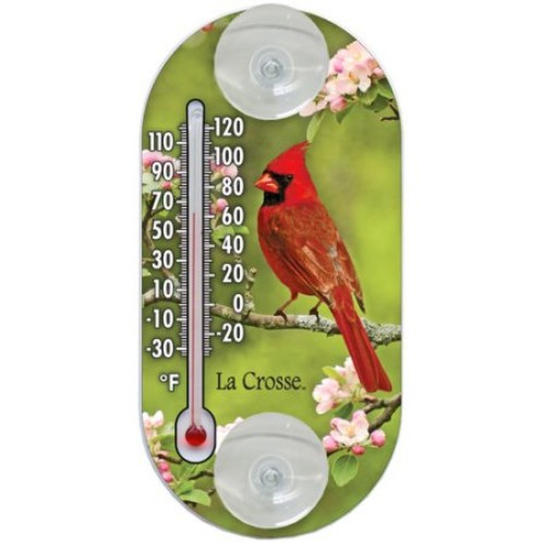 Lacrosse Technology Cardinal Tube Thermometer
