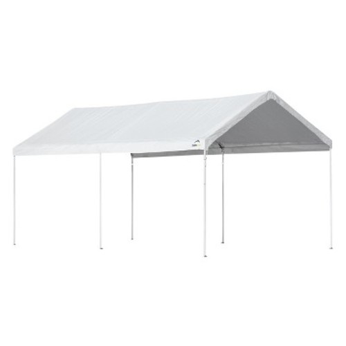 ShelterLogic AccelaFrame 10 ft. x 20 ft. White Canopy