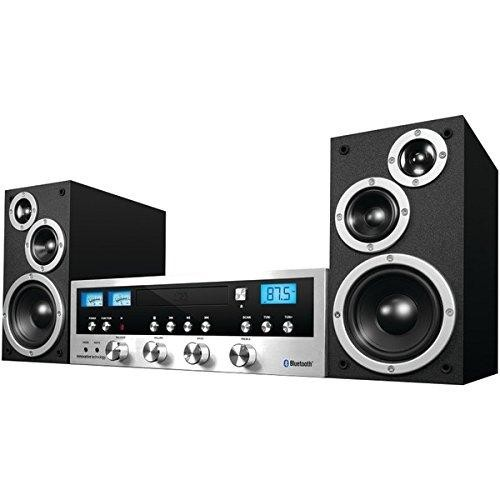 Innovative ITCDS-5000 CD Stereo System with Bluetooth(R)
