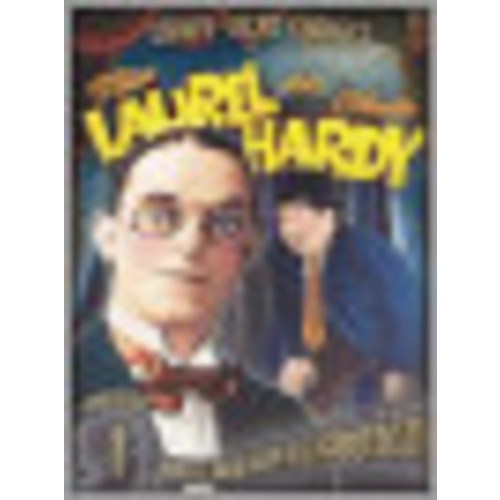 Laurel and Hardy: Early Silent Classics, Vol. 1 [DVD]