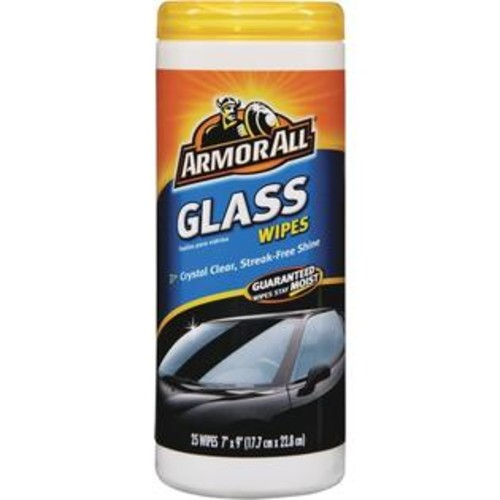 Armor All Armored Autogroup 10865-4 Armor All Glass Wipes (Interior Cleaners)
