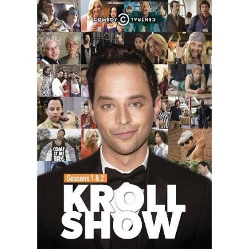 Kroll show:Seasons one & two (DVD)
