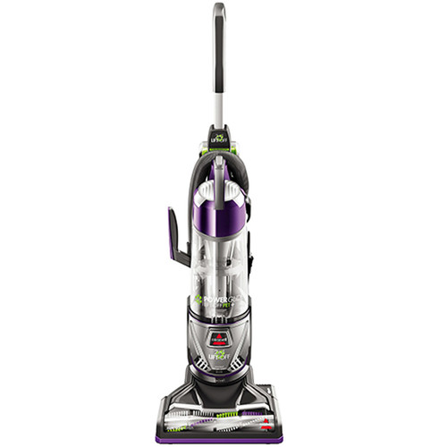 Bissell 2043 PowerGlide Lift-Off Pet Plus Upright Vacuum Cleaner - GrapeVine Purple