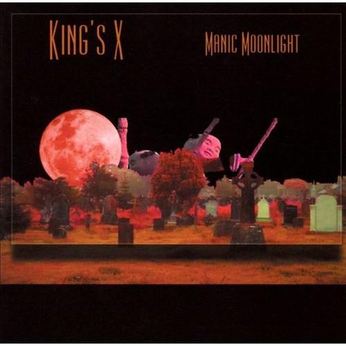 Manic Moonlight [CD]