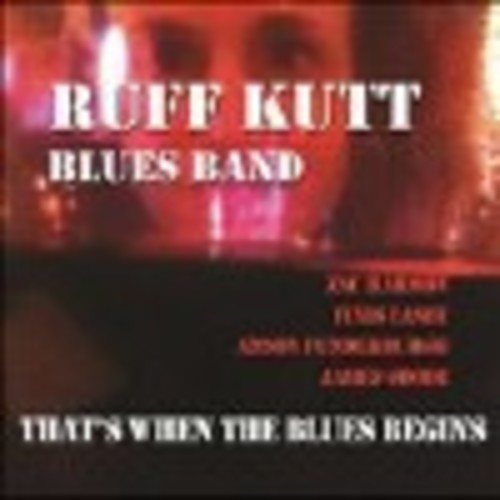 That's When the Blues Begins - CD