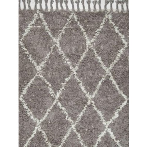 nuLOOM - Fez Hand-Knotted Shag Area Rug