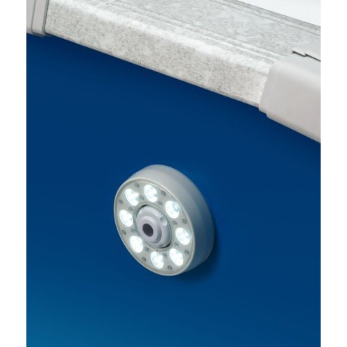 Ocean Blue Water Products Thru-Wall Light for Above Ground Pools with 25-Foot Cord