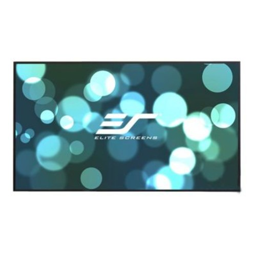 Elite Screens Aeon Fixed Frame Projector Screen, 120