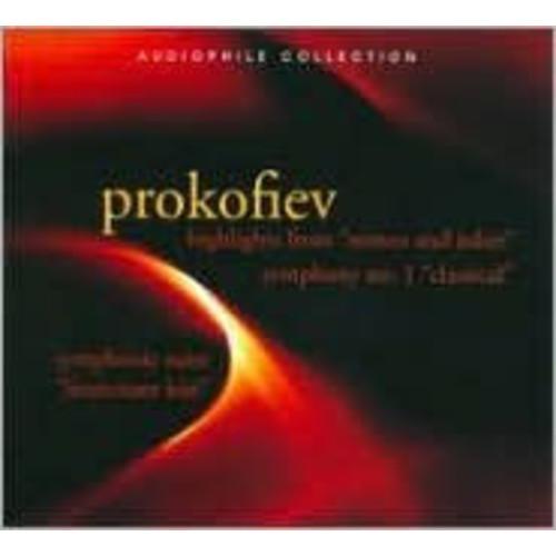 Prokofiev: Romeo & Juliet; Symphony No. 1