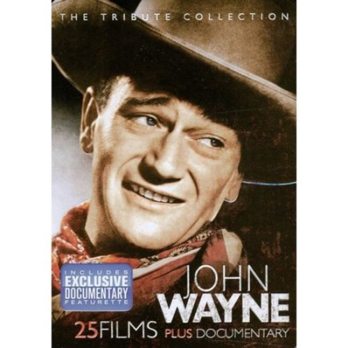 Mill Creek 52495 John Wayne: The Tribute Collection 25-Film Set