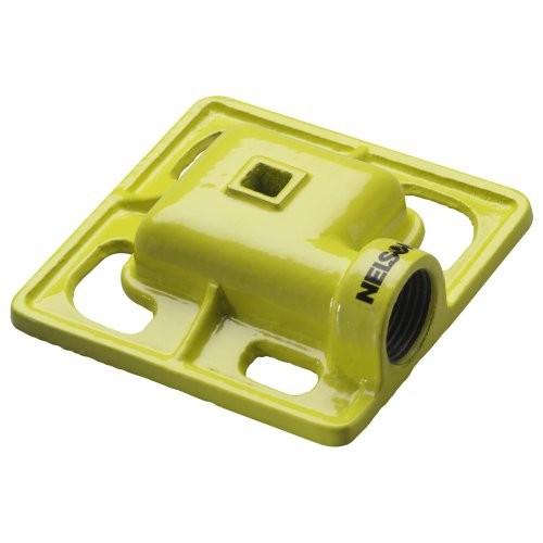 Nelson Cast Iron Square Spray Pattern Stationary Sprinkler Head 50951 [Square]
