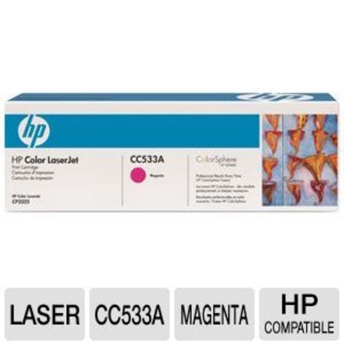 HP 304A - Magenta - original - LaserJet - toner cartridge