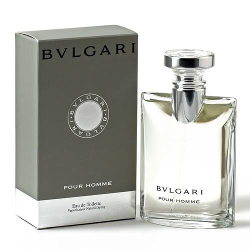 BVLGARI BLV pour Homme Eau de Toilette Spray 3.4 oz.