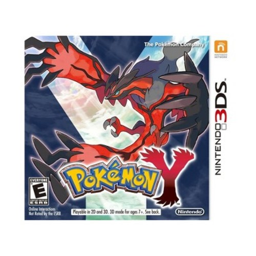 Pokemon Y - Nintendo 3DS - Email Delivery