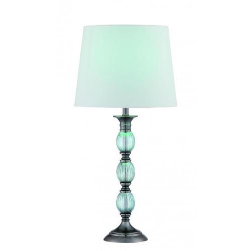 Filament Design 22.5 in. Gun Metal Table Lamp