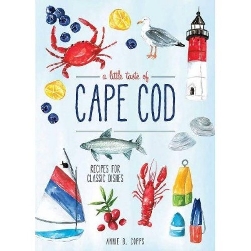 Little Taste of Cape Cod (Hardcover) (Annie Copps)