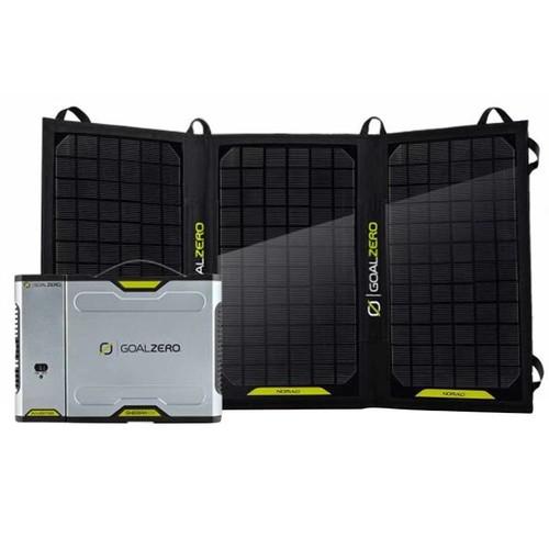Goal Zero Sherpa 100 Solar Kit