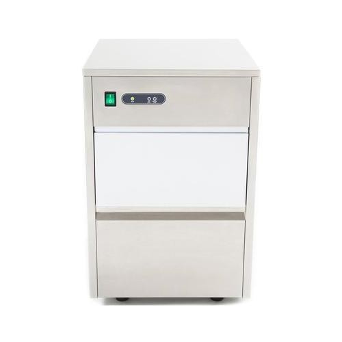 Whynter Freestanding Ice Maker with 44 lbs of Daily Ice Making Capacity 7.7 lbs of Storage in Stainless Steel
