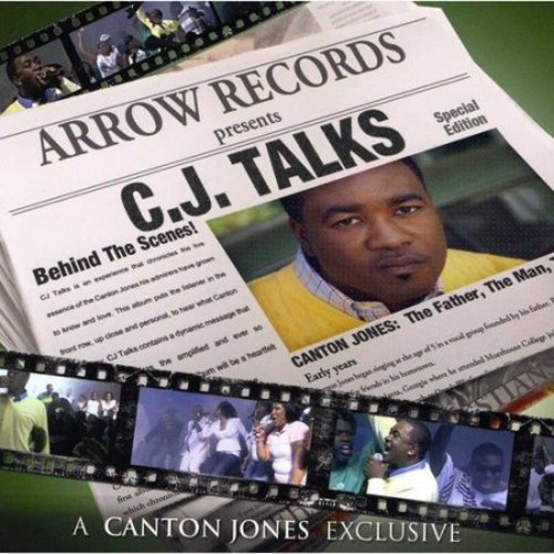 CJ Talks [CD/DVD Combo]