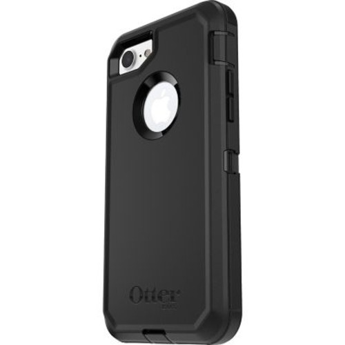 OtterBox Defender Carrying Case for iPhone 7, Black (78-51340)