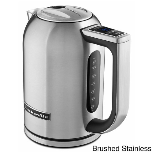 KitchenAid KEK1722 1.7-Liter Electric Kettle with LED Display