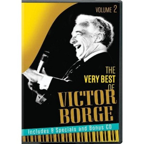 Very Best Of Victor Borge:Vol 2 (DVD)