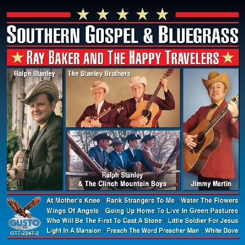 Southern Gospel and Bluegrass [CD]