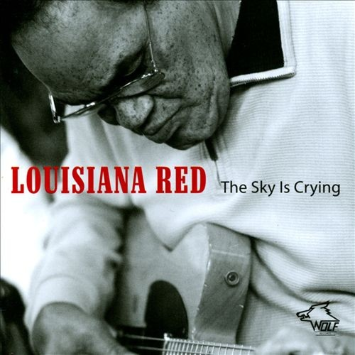 The Sky Is Crying [CD]