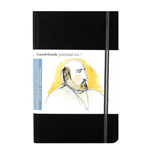 Hand Book Journal Co. Travelogue Drawing Journals, Portrait, 5 1/2